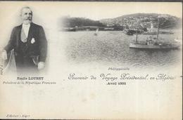 Philippeville - Souvenir Du Voyage Présidentiel, En Algérie, Avril 1903 - Skikda (Philippeville)