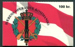 Denmark - Haerens Operative Kommando RARE MILITARY USE (31/08/1998) - Denmark