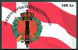 Denmark - Haerens Operative Kommando RARE MILITARY USE (31/12/2000) - Denmark