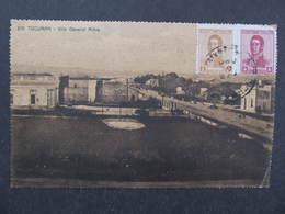 AK TUCUMAN San Miguel Villa General Mitre 1922 //  D*32340 - Argentinien