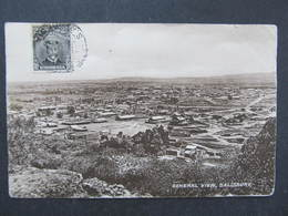 AK RHODESIA Salisbury 1922 //  D*32341 - Zimbabwe
