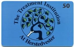 Denmark TDS049 B - Herstedvester Prison (For Use In PRISON) 4.000 Ex. RARE - Denmark