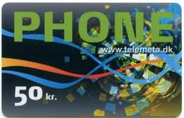 Denmark DK-TEL-PAN-0001 - Telemeta Panphone (For Use In PRISON) RARE!! - Denmark