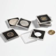 Leuchtturm Cápsulas De Monedas QUADRUM Diámetro Interior 15 Mm - Coins