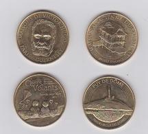 Medailles 2017 - 2016