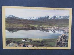AK AKUREYRI Ca.1930  //  D*32348 - Island