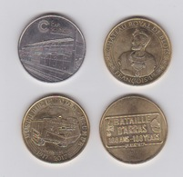 Medailles 2015 -2016 - Monnaie De Paris