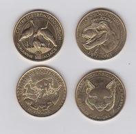 Medailles 2015 -2016_20 Ans - Monnaie De Paris