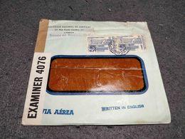 PORTUGAL CIRCULATED COVER 2X FUNDAÇAO E RESTAURAÇAO DE PORTUGAL 1$75 ULTRAMARINO STAMPS 1940 CENSORED UNKNOWN DATE - Cartas