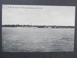 AK MOMBASA KILINDINI PORT Harbour Hafen Ca.1920 //  D*32351 - Kenya