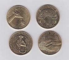 Medailles  2016- 2017 - 2016