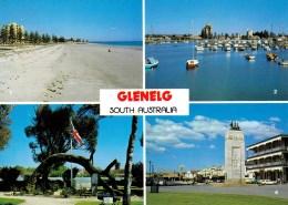 Glenelg, Adelaide Multiview, South Australia Unused - Adelaide