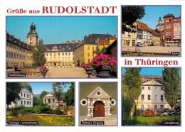 Rudolstadt In Thuringen, Germany Unused - Rudolstadt