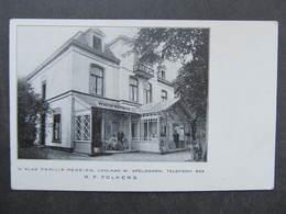 AK APELDOORN Loolaan Pension Folkers  Ca.1900 //  D*32361 - Apeldoorn