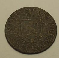 1585/1619 ND - France - Jeton - Token - Soisson, Charles De Roucy, évêque De Soisson - Royal / Of Nobility