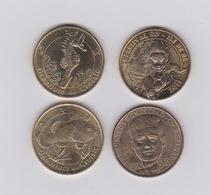 Medailles  2011 - 2015 -Irlande - Monnaie De Paris