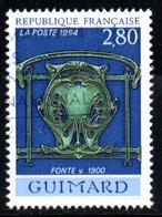 N° 2855 - 1994 - Gebraucht