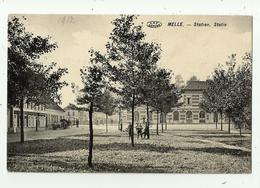 Melle   *  Station - Statie - Gare - Melle