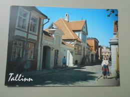 ESTONIE EESTI TALINN UUS. STR. - Estland