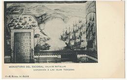 Expedicion A Las Islas Terceiras Azores Monasterio Del Escorial Sala De Batallas 37 Moreno Madrid - Açores