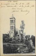 CPA.- France > [42] Loire > Autres Communes  - TERRENOIRE - Le Clocher De L'Ancienne Eglise - Datée 1904 -TBE - Other Municipalities