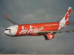 Avion / Airplane / AIR ASIA / Airbus A330 / Airline Issue - 1946-....: Modern Era