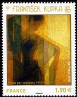 France - 2018 - Art - Frantisek Kupka - Mint Stamp - Nuevos
