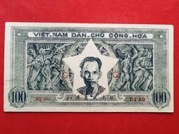 Vietnam - 100 Dong 1950 Pick 33 - Ttb+ / Vf+ ! (CLVO189) - Vietnam