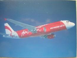 Avion / Airplane / AIR ASIA / Airbus A320 / Airline Issue - 1946-....: Modern Era