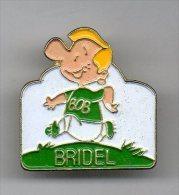 PINS PIN'S BRIDEL BOB BEURRE FROMAGE METAL - Food