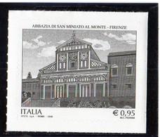 2018 Italia - Abbazia Di San Miniato Al Monte - Firenze - 6. 1946-.. Republic