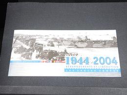 MILITARIA - Document Explicatif Du Débarquement En 1944- L 18511 - Documents