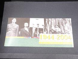 MILITARIA - Document Explicatif Du Débarquement En 1944- L 18513 - Documents