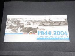 MILITARIA - Document Explicatif Du Débarquement En 1944- L 18516 - Documents