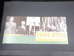 MILITARIA - Document Explicatif Du Débarquement En 1944- L 18518 - Documents