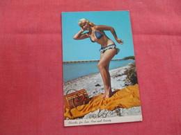 Florida For Sun Fun & Beauty       Ref 2979 - Pin-Ups