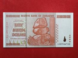 Zimbabwe - 50 000 000 000 Fifty Billion Dollars 2008 Pick 87 - Neuf / Unc ! (CLVO202) - Zimbabwe