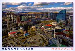 MONGOLIA, ULAANBAATAR , VISTA PARCIAL  [45902] - Mongolia