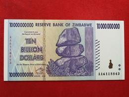 Zimbabwe - 10 000 000 000 Ten Billion Dollars 2008 Pick 85 - Neuf / Unc ! (CLVO204) - Zimbabwe