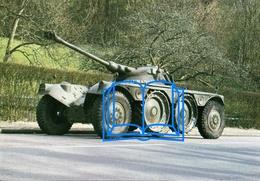 EBR Panhard - Matériel