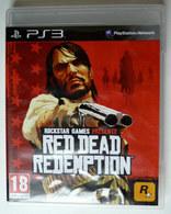 JEU Playstation JEU PS3  RED REDEMPTION  AVEC BOITIER ET LIVRET - PC-Games