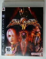 JEU Playstation JEU PS3  SOULCALIBUR IV  AVEC BOITIER ET LIVRET - PC-Games