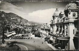 Monte Carlo Le Casino Et Le Cafe De Paris - Monte-Carlo
