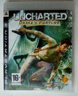 JEU Playstation JEU PS3  UNCHARTED Drake's Fortune  AVEC BOITIER ET LIVRET - PC-Games