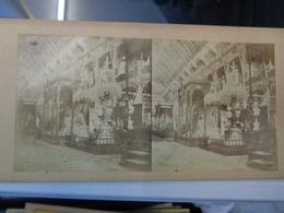 Exposition Universelle De 1867. 19 Vues Stéréoscopiques .carton : 17,5  X 8,5 Cm. - Photos Stéréoscopiques