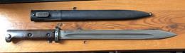 Baïonnette Tchèque VZ 24 - Armes Blanches