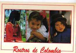 Rostros De COLOMBIA, Enfants - Colombie