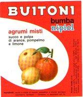 B 1923 - Etichetta, Buitoni - Fruits & Vegetables
