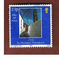 ISOLA DI MAN (ISLE OF MAN)  -   SG 1006  -   2002 PEEL  -   USED - Isle Of Man