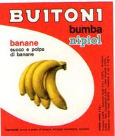 B 1924 - Etichetta, Buitoni - Fruits & Vegetables